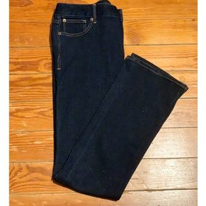 EXPRESS JEANS. BOOTCUT. SIZE 6R. BRAND NEW.